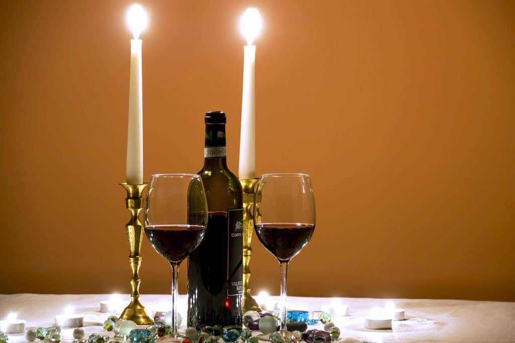 hvad skal du servere for din date